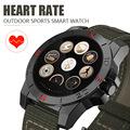 2016 Smart Watch N10 Health Sport Smartwatch Intelligent Clock Waterproof Reloj with Heart Rate Monitor Remote