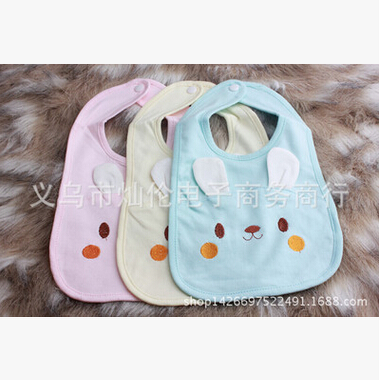 The new multi-flower infants and young children baby bibs bib pocket meals S2014(China (Mainland))