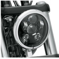 5 75 5 3 4 Motorcycle Projector 45W Osra m LED Lamp Headlight For Harley Sportster