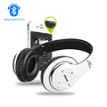 Wireless Bluetooth Headphones Music Earphone Stereo Headsets Handsfree with Mic FM Radio TF CARD SLOT for