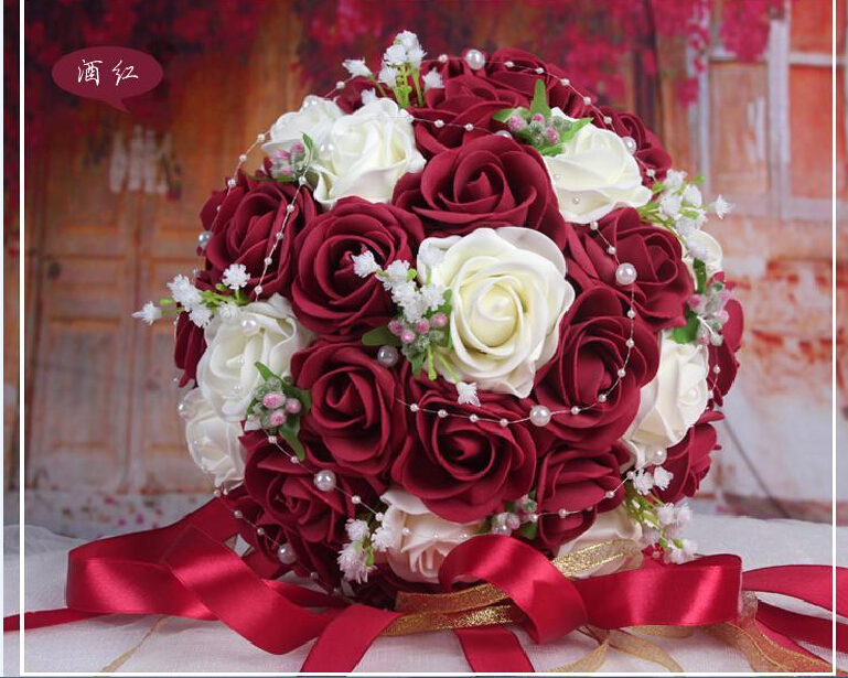 Quinceanera Natural Flower Bouquets | American HWY