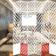 12 Style Room divider Biombo Room partition wall room dividers Partitions PVC Wall stickers cutout Home screen folding Screen(China (Mainland))