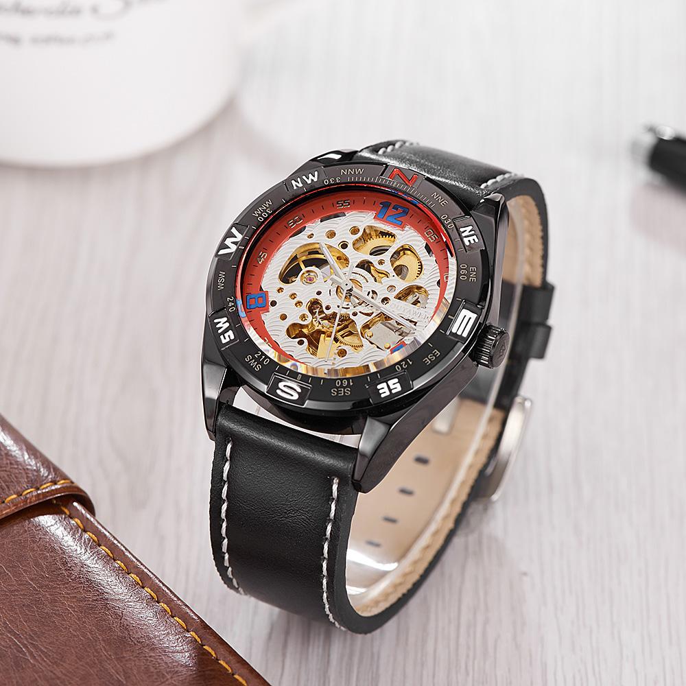 popular ouyawei skeleton watch men buy cheap ouyawei skeleton 2017 hot special design ouyawei watch mens watches top brand luxury montre homme clock men