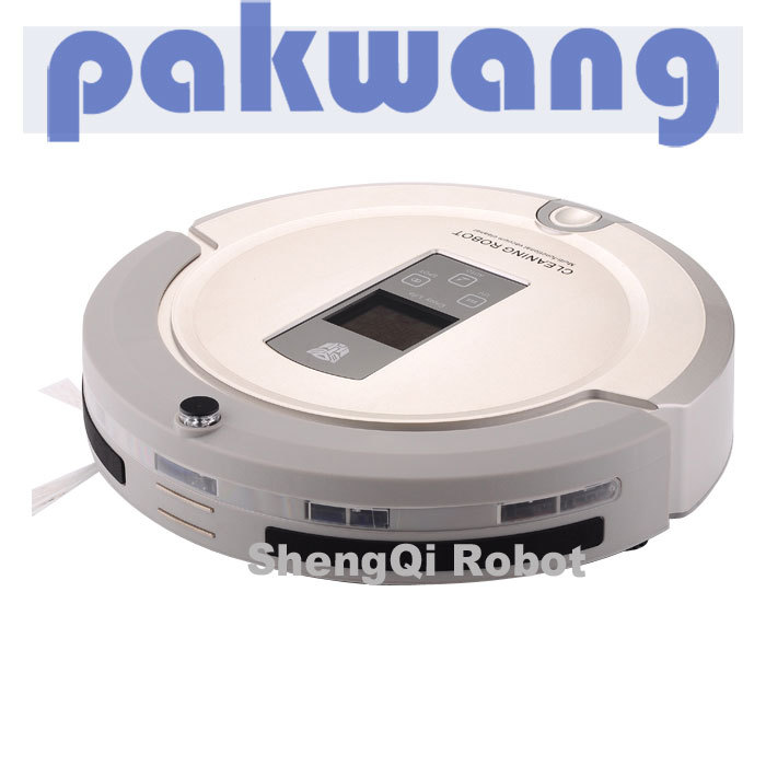 Sterilization Appliances With UV Lamp ,Automatic Vaccum Cleaner SQ-A325 Gadget floor vacuum robot(China (Mainland))