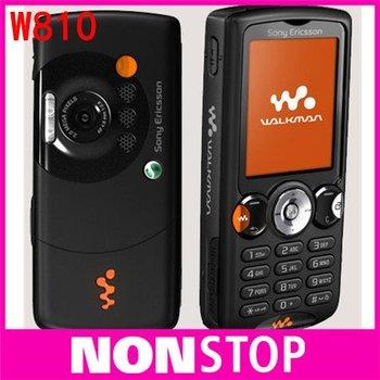 Unlocked Original Brand Sony Ericsson W810 W810i Cell Phones