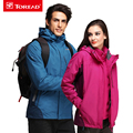 Toread Winter Outdoor Unisex Hiking Jacket Windbreaker Men s Softshell Coat Waterproof Camping Gore Tex Women