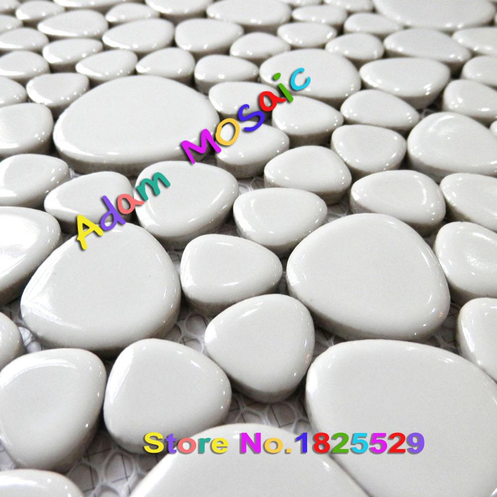 Badkamer Mozaiek Gamma ~ Online kopen Wholesale rivier pebble tegel uit China rivier pebble