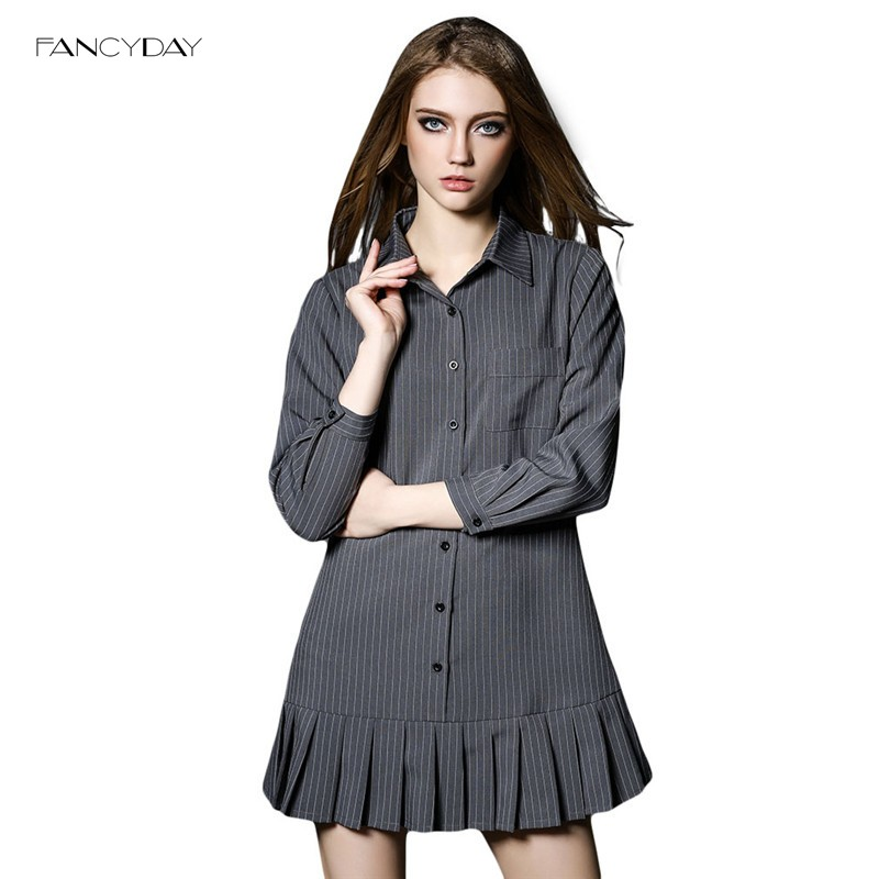 Original  Day Dresses Gt Women39s Solid Color Button Down Stand Collar Shirt D