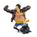 NEW hot 17cm One piece Gear fourth Monkey D Luffy action figure toys Christmas toy with