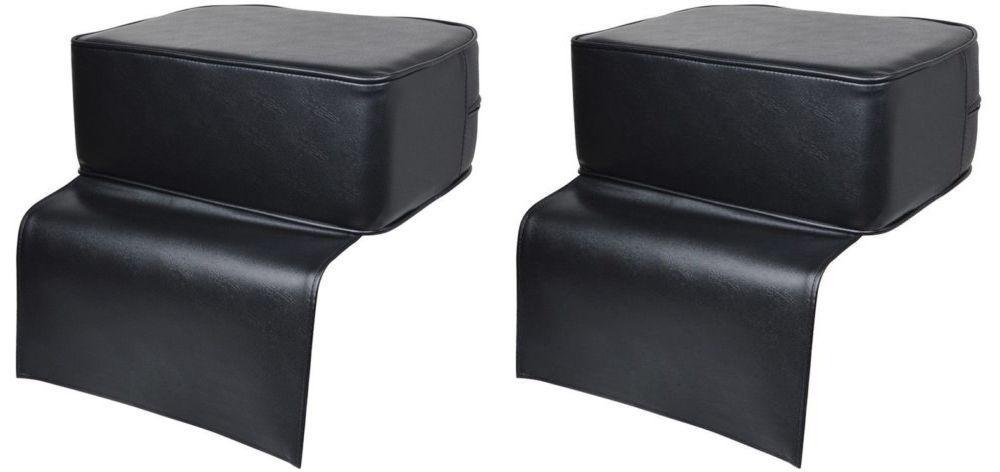 chaise enfant coussin si ges d 39 appoint 2 barber salon de beaut spa quipements de style dans. Black Bedroom Furniture Sets. Home Design Ideas