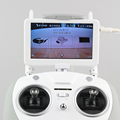 JYU Hornet S HornetS Racing FPV Screen snow screen fpv real time display RC Quadcopter White