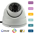 1 0MP HD 720P Mini Dome IP Camera IR Night Vision outdoor Security CCTV Camera IR