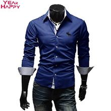Camisa Social Masculina Alce Abercrombie