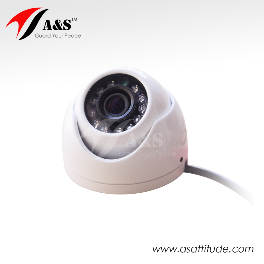 600TVL Waterproof Night Vision Dome Camera for Truck(China (Mainland))