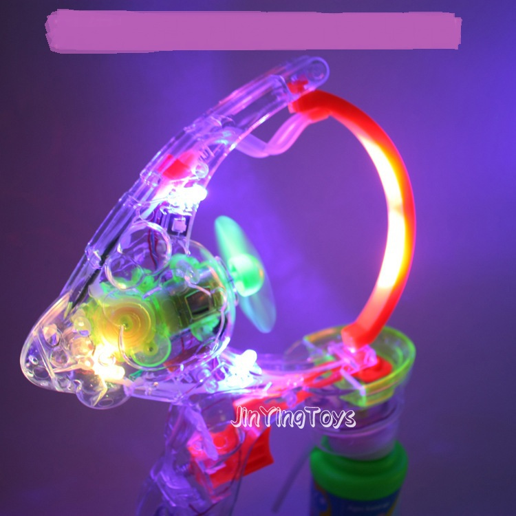 Free shipping Summer hot-selling fully-automatic transparent bubble gun large music extra large bubble machine bubble blower(China (Mainland))