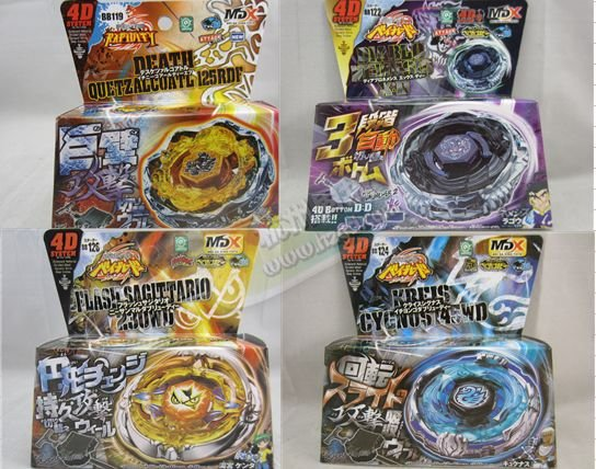 New arrive!! freeshipping480/carton Beyblade,TOP,BB119,BB122,BB124,BB126