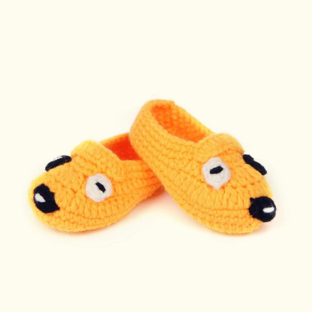 Dog crib for sale philippines - Cute Puppy Dog Crib Crochet Baby Girls Boys Woolen Handmade Knit Sock Clip Toe Infant Shoes