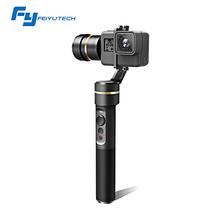 FeiyuTech официальный магазин fy G5 3-осевой ручной gimbal для gopro hero 5 и других действий камеры брызг FY gimbal G5(China)