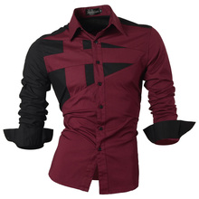 Jean shirt men online shopping-the world largest jean shirt men ...