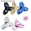 NEW EDC Toys Triangular Hand Spinner orqbar Metal Professional Fidget Spinner Autism and ADHD Hand Spinner