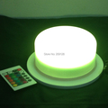 17 5cm wireless remote controlled battery operated 16 colours changed led lighting