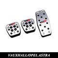 Vauxhall Opel Astra h j gtc Mokka Insignia Car Clutch Gas Brake Pedal Aluminum Steel Accelerator