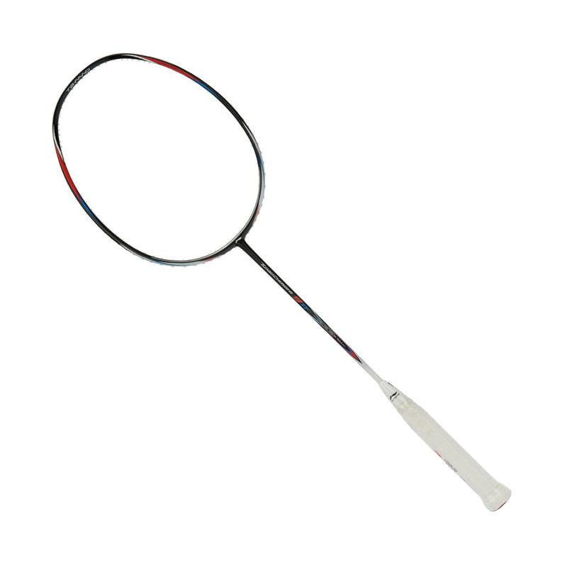 Li Ning Badminton Defensive Racket Full Carbon Badminton Raquette Carbon Professional Turbo Charging Lining Racquet AYPK086 9TF(China (Mainland))