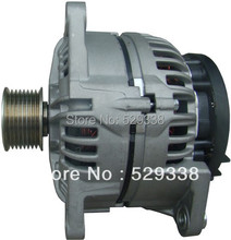 NEW 24V AUTO ALTERNATOR 0124655005 4892320 12594 FOR IVECO TRUCK