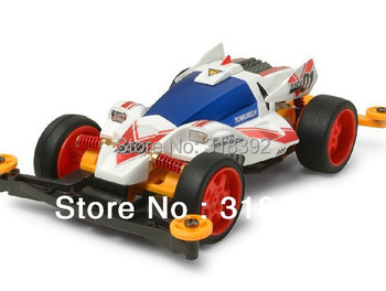 Wholesale Tamiya 18070 1/32  Mini Shining Scorpion 4WD Series Super Emperor Premium (Super-II Chassis) plastic car boy toy
