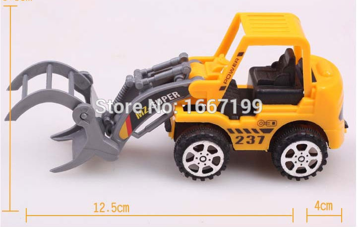 2015 new truck model boys toys cars (6) of educational toys wholesale gift stall selling cheap shipping(China (Mainland))