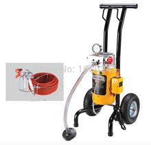 Profesional pulverizador de pintura sin M819-B con pistola punta de la boquilla 517/519 extender polo pintura de aerosol eléctrico equipo 395/490