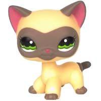 Raros lps pet shop brinquedos pé pequeno gato cabelo curto rosa #2291 cinza #5 preto #994 de idade originais brinquedos para animais de estimação gatinho frete grátis(China)