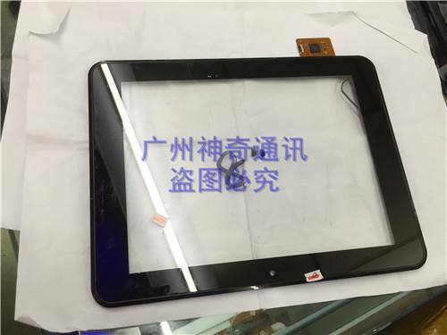 10Pcs/Lot Free shipping YTG-P80002-F1 touch screen handwriting screen screen<br><br>Aliexpress