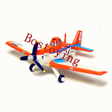 Buy Pixar Planes No.7 Dusty Crophopper Diecast Metal Toy Plane 1:55 Loose New Stock & Free for $11.00 in AliExpress store