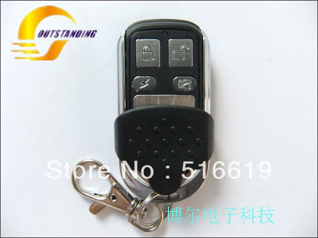 315M-433M Metal copy remote controller Universal garage door remote control Electric door copy Copy the handle(China (Mainland))