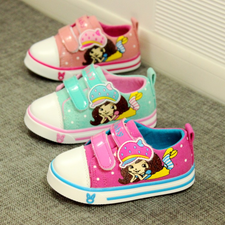 Kids Shoes Hot Sale Solid Sneakers 2015 Spring New Korean Children Canvas Shoes Girls Women Wholesale Manufacturers, Accusing(China (Mainland))