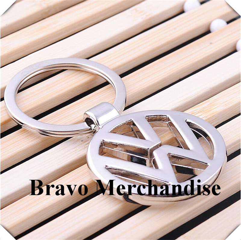 5sets/lot automobile car styling VW logo badge emblem mark 3D key ring chain keyring keychain<br><br>Aliexpress
