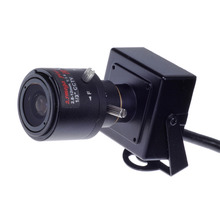 Buy 1.0 Megapixel Security IP Camera 2.8-12mm manual varifocal zoom lens p2p 720P mini camera Plug Play pc mobile view free ship for $22.32 in AliExpress store