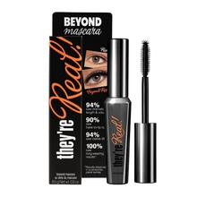 2014 New Professional Black They're Real Beyond Mascara Thick Lengthening Makeup Mascara Brand Waterproof