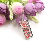 The Walking Dead Pendant Necklace