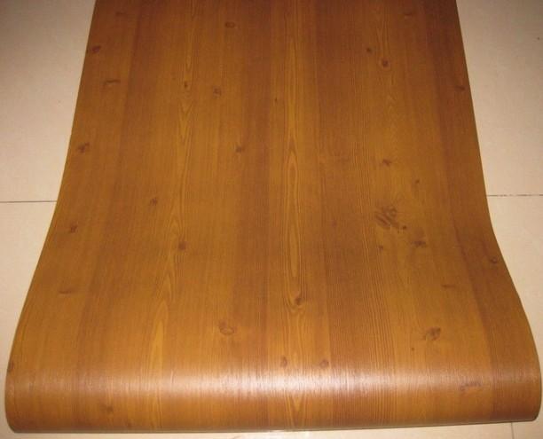 Walnut Wood Grain Wallpaper Thick Walnut Vinyl 3d Wood
