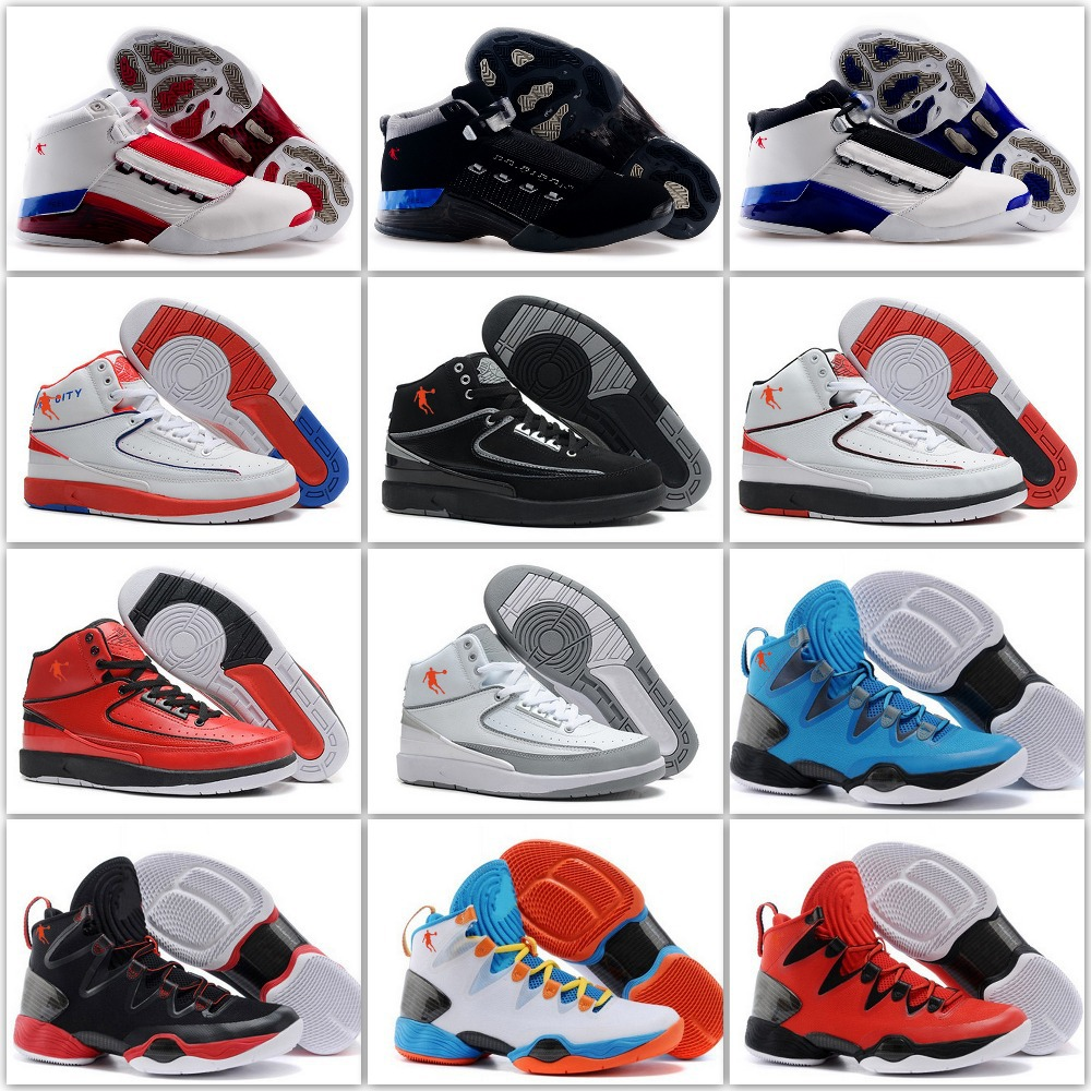 New arrived retro china jordan 2 17 28 men basketball shoes best quality shoes online to cheap sale US size 8 - 13 Free Shipping(China (Mainland))