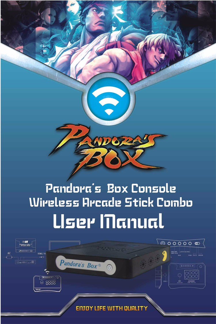 2017 Pandora box 4s arcade Joystick game consoles with jamma multi games 680 in 1 game pcb board controller VGA and HDMI