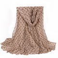 Classic Famous Brand Scarf Shawls Women Winter Floral Printing Volile Warm Scarf Plus Size Scarf Gifts