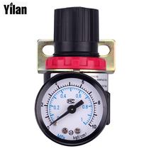 "Buy 1/4"" Port Air Source Treatment Unit FR.L Combination,AR2000 Air Filter Pressure Regulator Pressure Gauge Cover for $8.99 in AliExpress store"