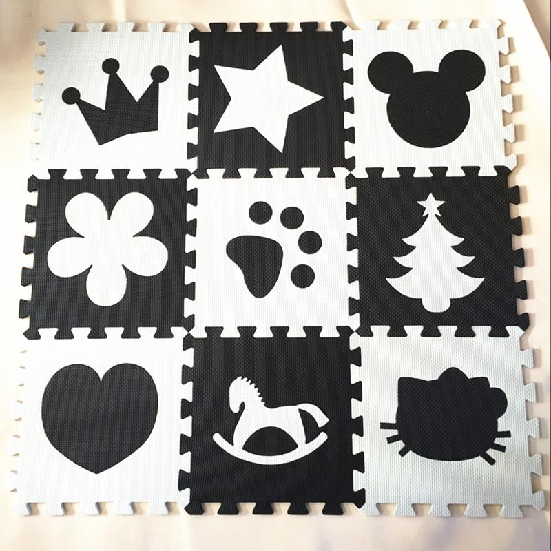 New 10pcs 118118 Puzzle Floor GYM Soft Kids Foam Mat