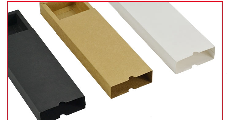10pcslot 25x10x35cm black slide open gift box kraft paper box 10pcslot 25x10x35cm black slide open gift box kraft paper box packaging carton cookie food packing box clothing emballage us464 fandeluxe Choice Image