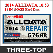 Buy 2pcs/lot,Auto Alldata 10.53+Mitchell 2014 etc 35 in1 1000GB New Hard Disk WD/TOSHIBA/HGST/ Seagate randomly sent for $94.05 in AliExpress store