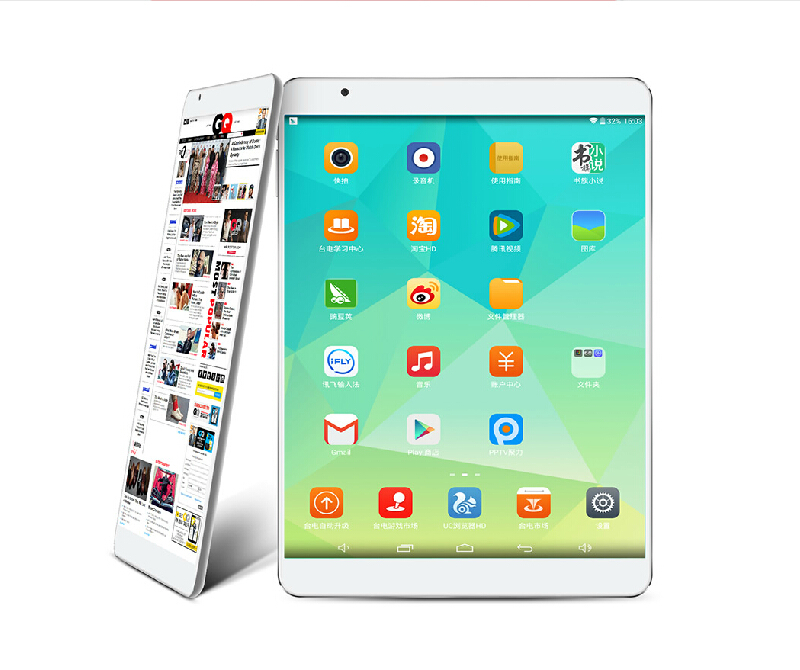 9 7 Teclast X98 Air II Dual Boot Windows 8 1 Android 4 4 tablet pc