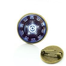 Tafree Magic Bros Superhero Joker Pin Fashion Perhiasan untuk Zelda Lencana T616(China)